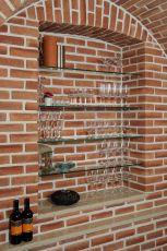 Spiegel - Fächer - begehbares Glas - Oberlichten - Garderobentrennwände -  Hinweisschilder